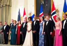 Obama & 5 Nordics