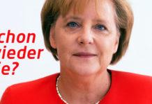Schulz statt Merkel