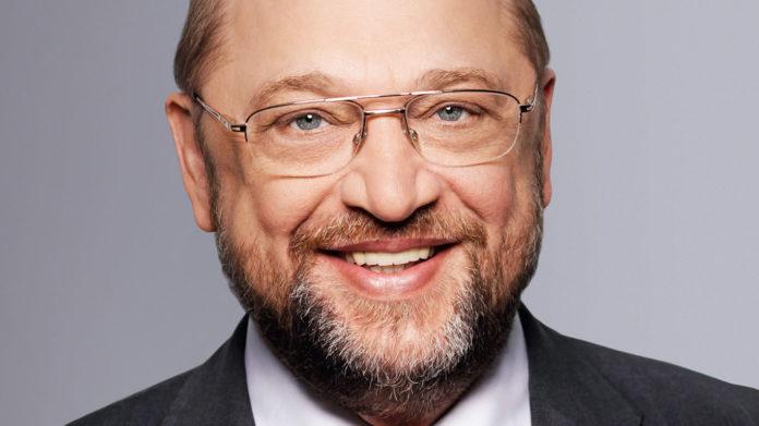 Martin Schulz dabei zu verlieren